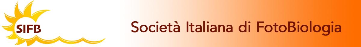 Società Italiana di FotoBiologia - SIFB